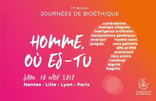 Journees Bioethique Cartes De Visite18 V