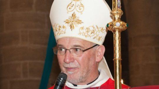 Consécration de notre diocèse au Coeur Immaculé de Marie – 25 mars 2020