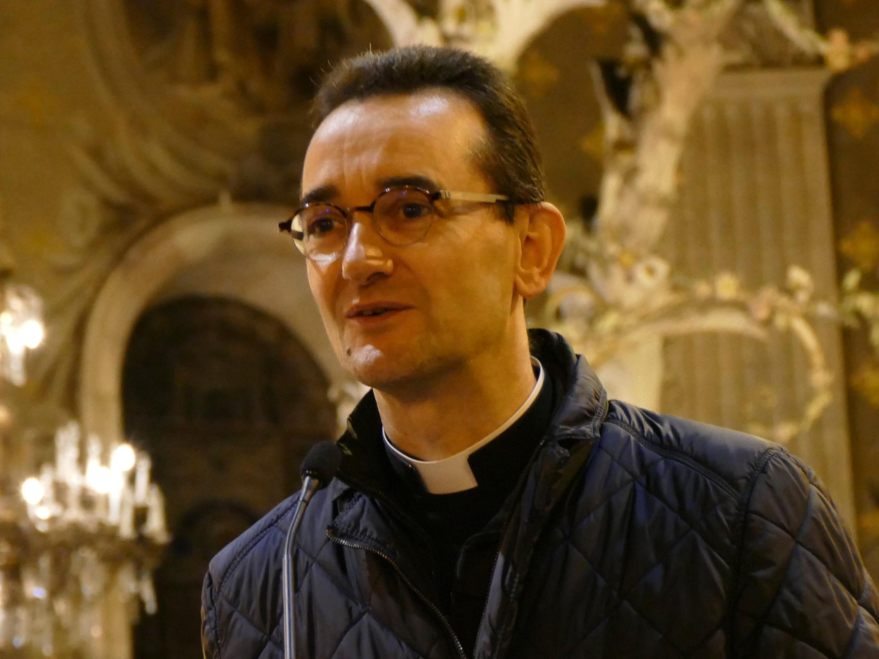 Enseignement «La Croix et la Joie» p. Philippe Airaud 15 avril 2020