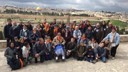 Pèlerins en Terre sainte, dix jours au pays de Jésus