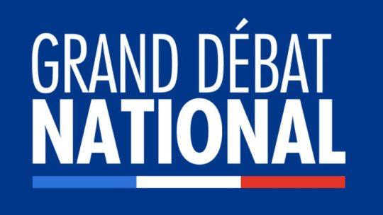 Compte-rendu du débat paroissial dans le cadre du grand débat national