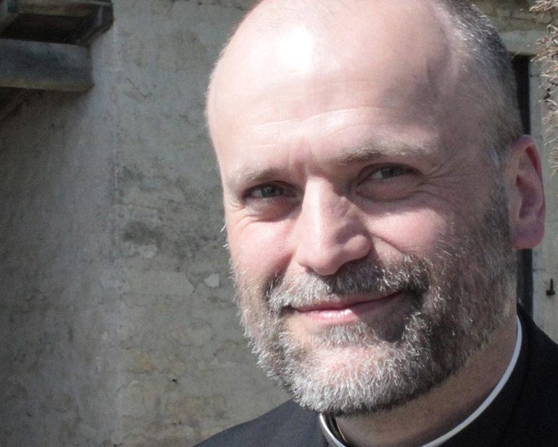 Un nouveau prêtre sur la paroisse…