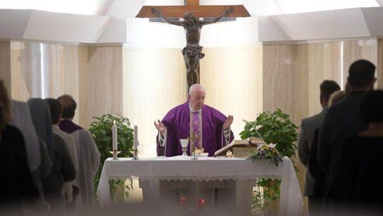Attitudes et gestes de la Liturgie (conférence du mercredi 1er avril)